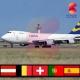 حمل هوایی از غرب اروپا
